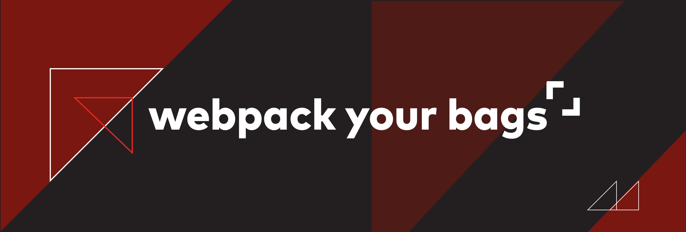 Webpack your bags - madewithlove